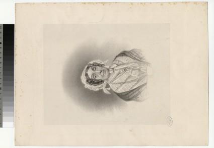 Portrait of Mrs Vile