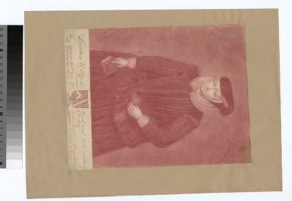 Portrait of Dorothy Wadham
