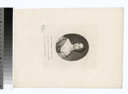 Portrait of Lucy Barlow