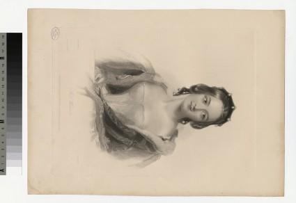 Portrait of Miss Wilmot