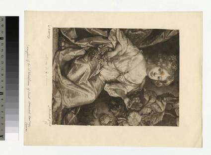 Portrait of Anne Windham