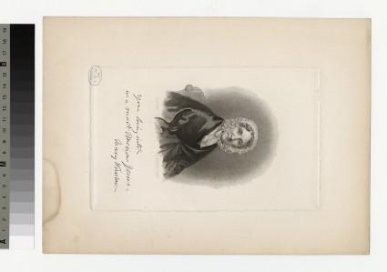Portrait of Mary Winslow