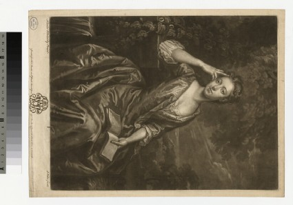 Portrait of Mrs Winstanley