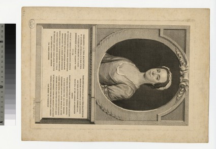 Portrait of Margaret Wishart