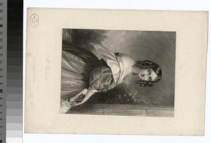 Portrait of Mrs Wombwell
