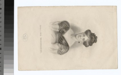 Portrait of Rosaline Woodbridge