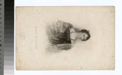 Portrait of Maria Woodford