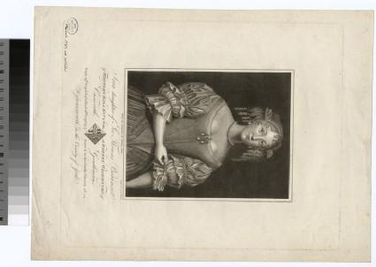 Portrait of Sara Wrightson