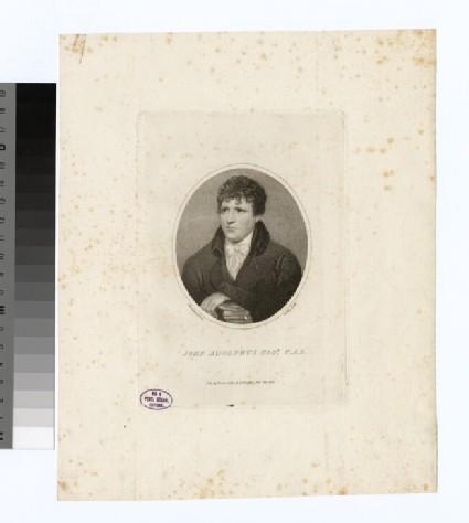 Portrait of John Adolphus