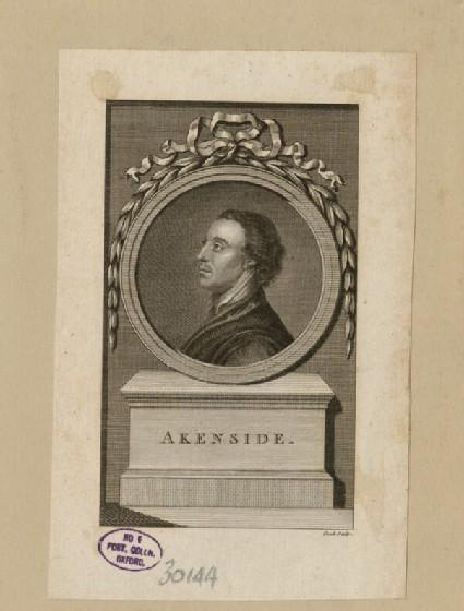 Portrait of Akenside
