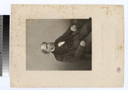Portrait of A. Alison
