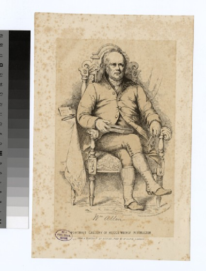 Portrait of W. Allen