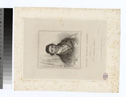 Portrait of W. E. Andrews