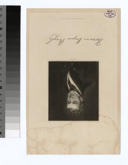 Portrait of Thomas Haynes Bayly
