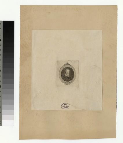 Portrait of F. Beaumont