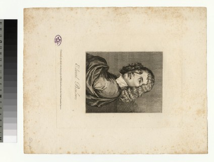 Portrait of E. Benlowes