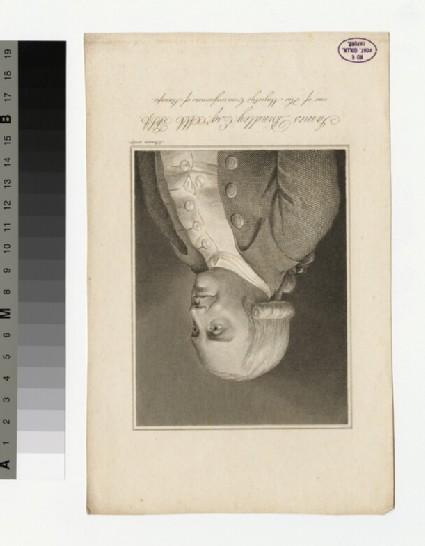Portrait of J. Brindley