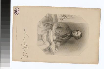 Portrait of L. Blanchard