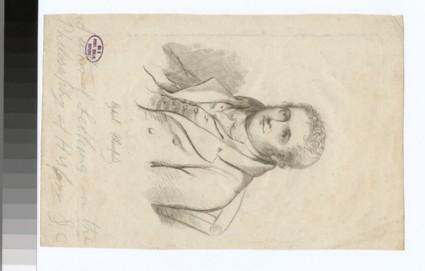Portrait of E. Blomfield