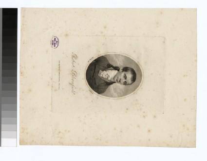 Portrait of R. Bloomfield