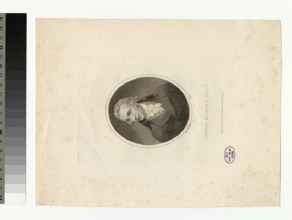 Portrait of J. Boaden