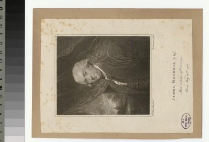 Portrait of J. Boswell