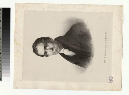Portrait of Thomas Bourn