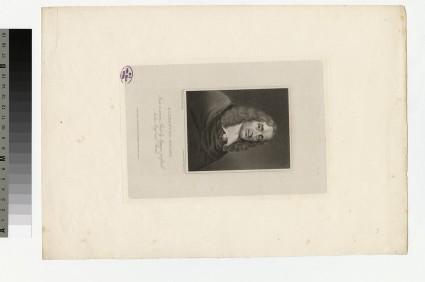 Portrait of A. Brome