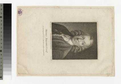 Portrait of H. Brooke