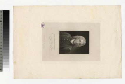 Portrait of I. H. Browne