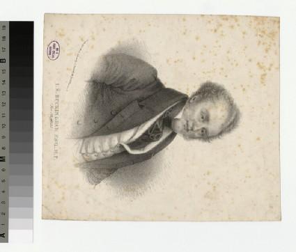 Portrait of I. S. Buckingham