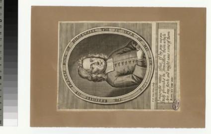 Portrait of F. Bugg