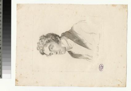 Portrait of W. Burchell
