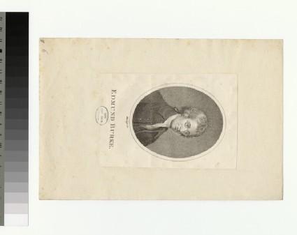 Portrait of E. Burke