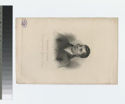Portrait of R. Burns
