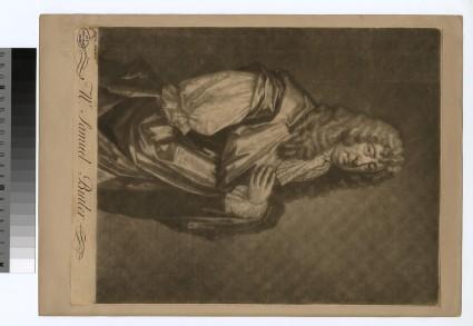 Portrait of S. Butler