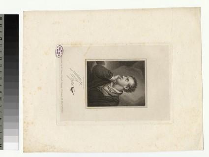 Portrait of Byron