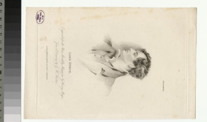 Portrait of J. Byron
