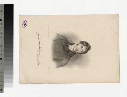 Portrait of T. Campbell