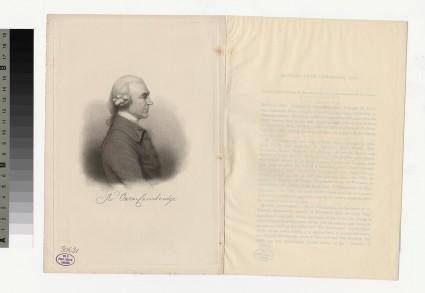 Portrait of R. Owen