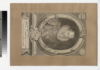 Portrait of W. Camden