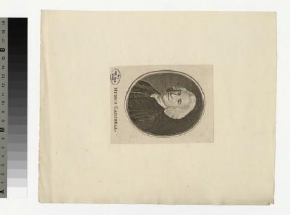Portrait of M. Campbell