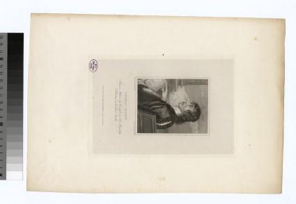 Portrait of T. Carew