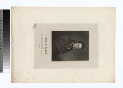 Portrait of G. Carey