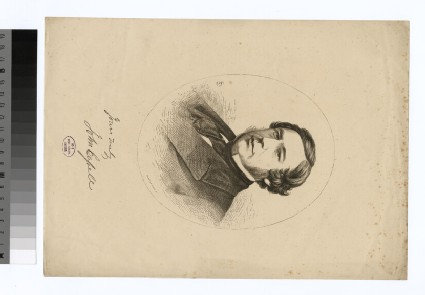 Portrait of J. Cassell