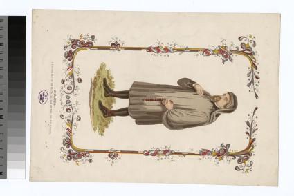 Portrait of Chaucer