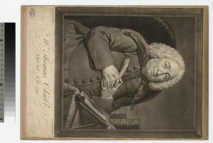 Portrait of T. Chubb