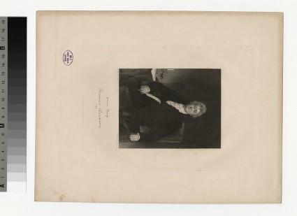 Portrait of T. Clarkson