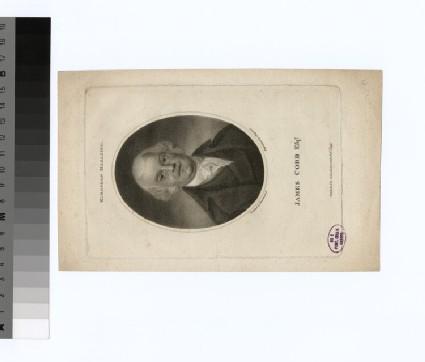 Portrait of J. Cobb