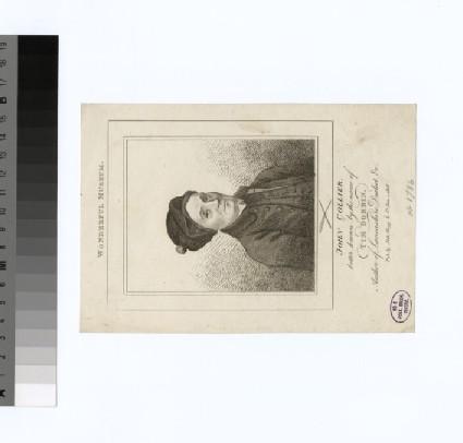 Portrait of J. Collier